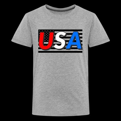 Merica - Kids' Premium T-Shirt
