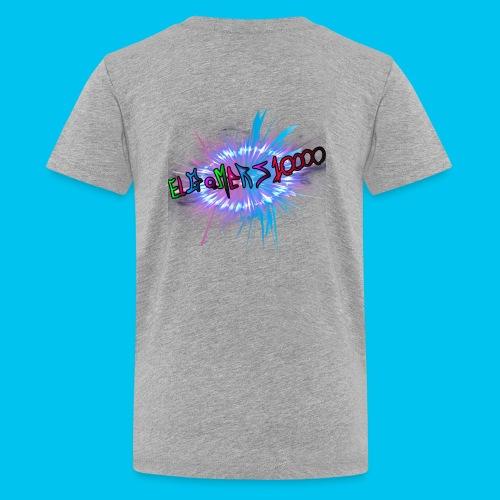 Youtube Channel Logo - Kids' Premium T-Shirt