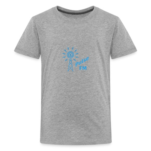 Pulse FM png - Kids' Premium T-Shirt