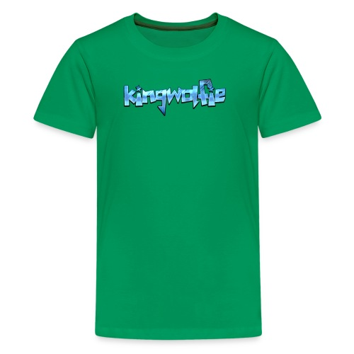 kingw png - Kids' Premium T-Shirt