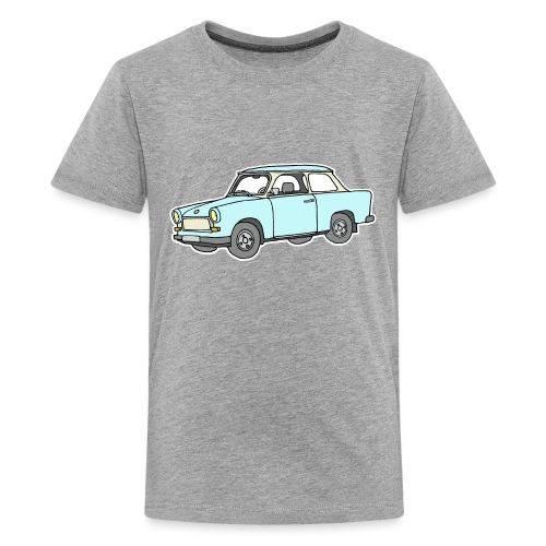 Trabant (lightblue) - Kids' Premium T-Shirt