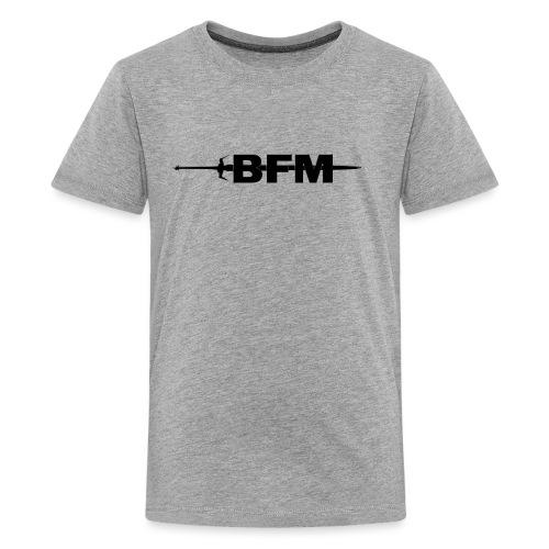 BFM Logo - Kids' Premium T-Shirt