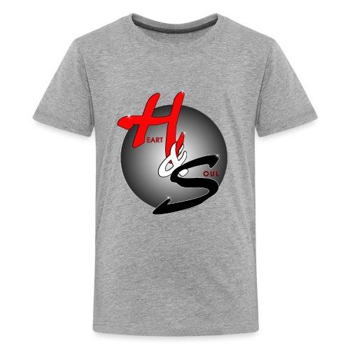 Heart & Soul Concerts official Brand Logo - Kids' Premium T-Shirt