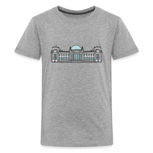 Reichstag building Berlin - Kids' Premium T-Shirt