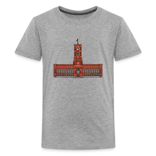 Red City Hall Berlin - Kids' Premium T-Shirt