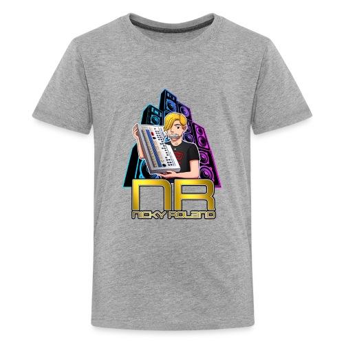Nicky Roland - 909 - Kids' Premium T-Shirt