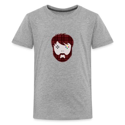 TShirt theMathasHead png - Kids' Premium T-Shirt