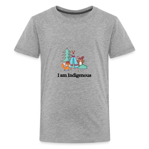 Indigenous Animals - Kids' Premium T-Shirt