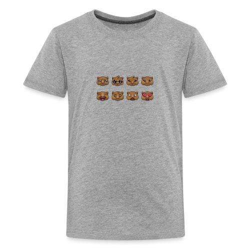 Wombat Feelings - Kids' Premium T-Shirt