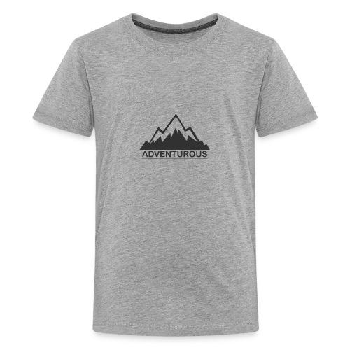 Adventurous - Kids' Premium T-Shirt