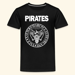 Punk Rock Pirates [legends] - Kids' Premium T-Shirt