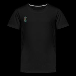 Pineapple Logo - Kids' Premium T-Shirt