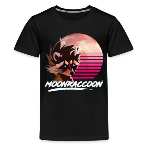 Moonraccoon - Kids' Premium T-Shirt