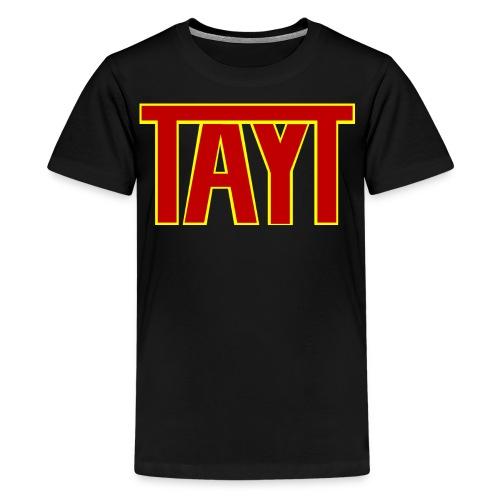 tayt logo - Kids' Premium T-Shirt