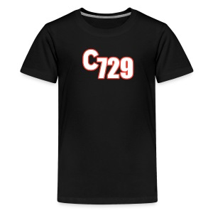 the new c729 logo - Kids' Premium T-Shirt