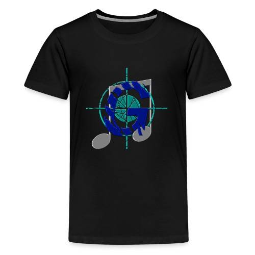 GoliathMusic's Logo - Kids' Premium T-Shirt