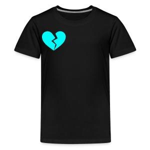 CLD HRT - Kids' Premium T-Shirt