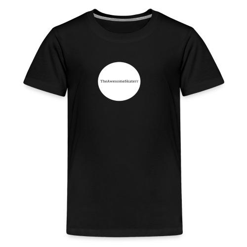 Black and White - Kids' Premium T-Shirt