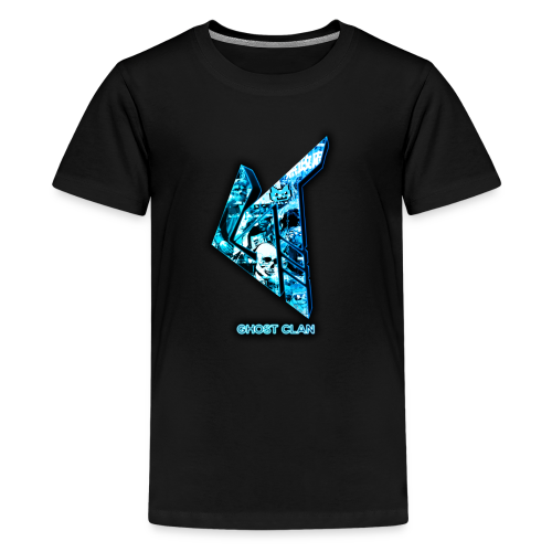 GhosT Clan Abstract - Kids' Premium T-Shirt