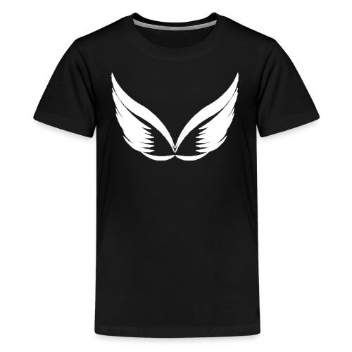 Original G Team White Logo - Kids' Premium T-Shirt