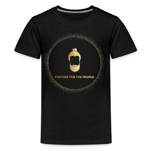 Punting For The People Print - Kids' Premium T-Shirt