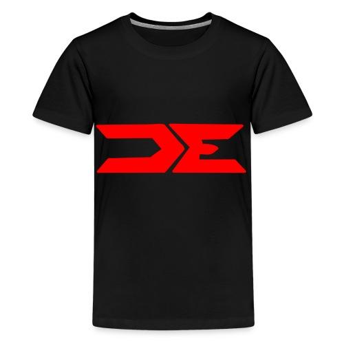 Evolve Clan Logo - Kids' Premium T-Shirt