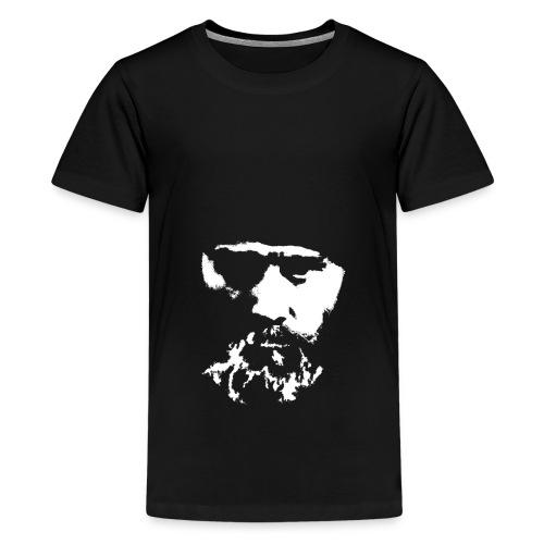 KuixoteWhiteLarge - Kids' Premium T-Shirt