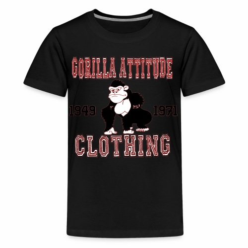 gorilla attitude clothing 2020 - Kids' Premium T-Shirt