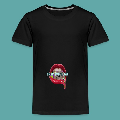 TRIP WITH ME - Kids' Premium T-Shirt