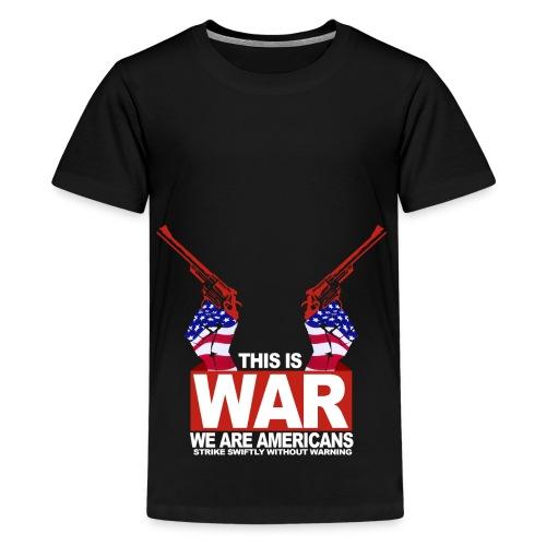 War USA - Kids' Premium T-Shirt