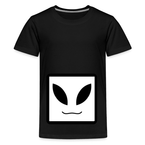 Alien Head III (macro) Gear - Kids' Premium T-Shirt