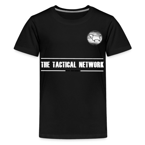 The Tactical Network - Home Kit - Kids' Premium T-Shirt