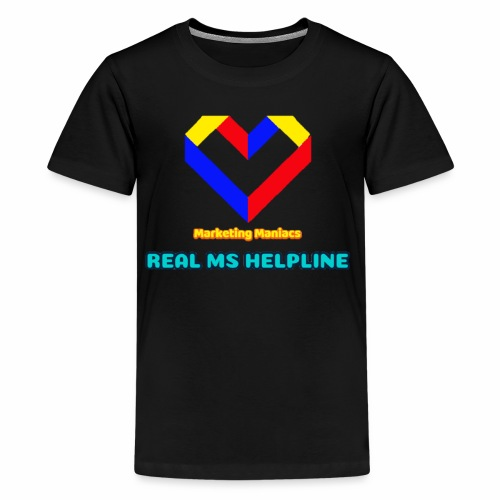 Ms Logo - Kids' Premium T-Shirt