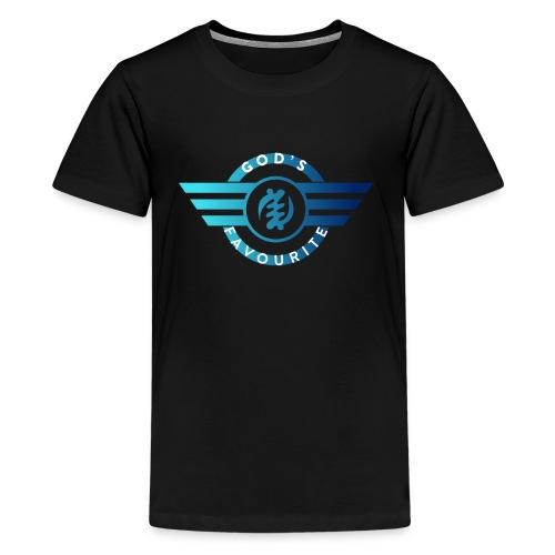 God's Favourite Logo - Kids' Premium T-Shirt