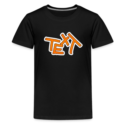 TExT - Kids' Premium T-Shirt
