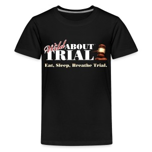 Eat, Sleep, Breathe Trial. - Kids' Premium T-Shirt