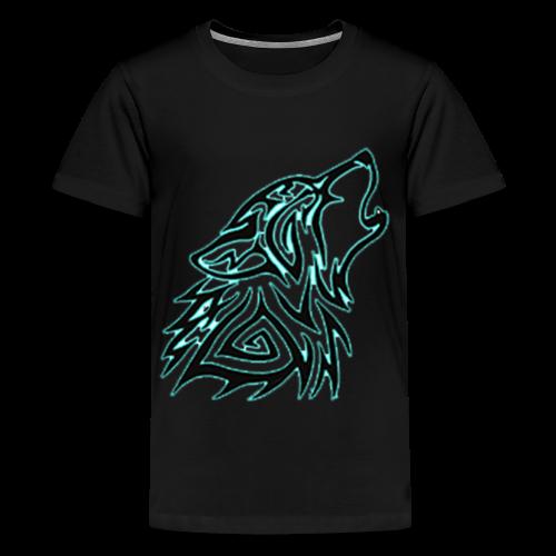 HOWL - Kids' Premium T-Shirt