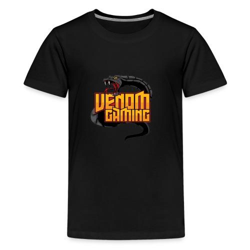 Letterman Jacket - Kids' Premium T-Shirt