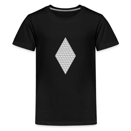 Link Them Diamonds - Kids' Premium T-Shirt