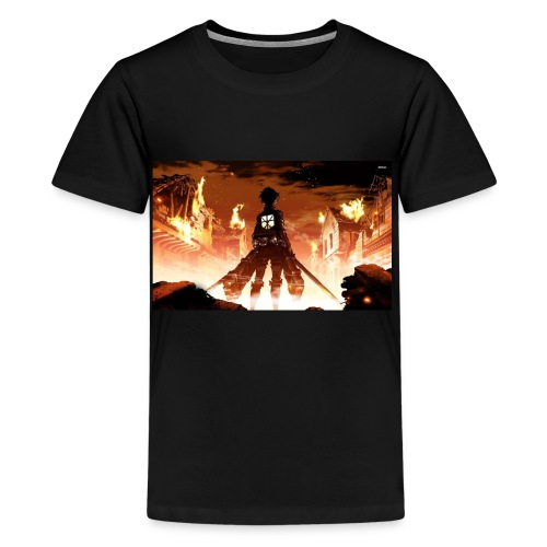 Attack of the titan - Kids' Premium T-Shirt