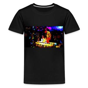 Nouveau vidéo Moment doux - T-shirt premium pour ados