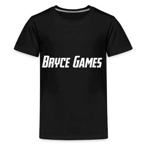 Bryce Games - Kids' Premium T-Shirt