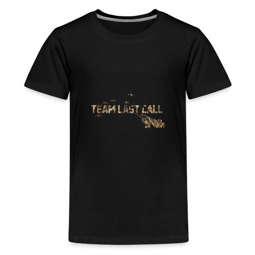 Team Last Call official Logo - Kids' Premium T-Shirt