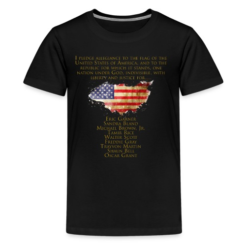 Justice for the Unarmed - Kids' Premium T-Shirt