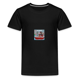 Simpsons lil boat - Kids' Premium T-Shirt