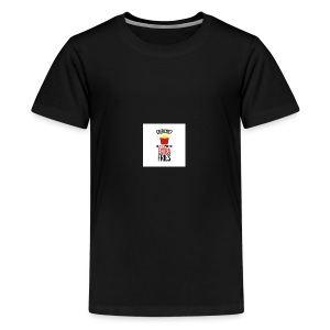 FriesFoLife - Kids' Premium T-Shirt