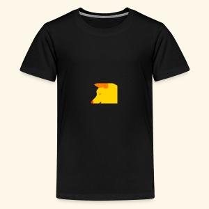 wOLF Attack - Kids' Premium T-Shirt