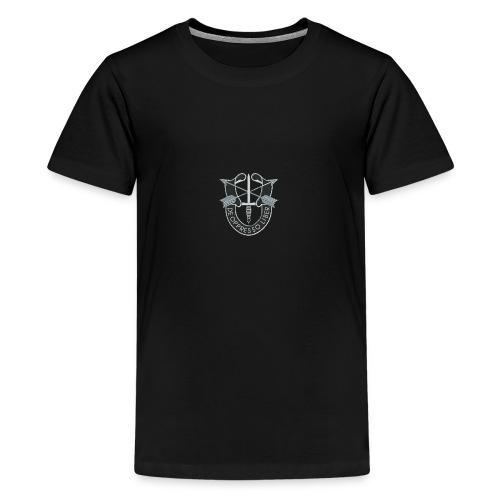 SF Crest - Kids' Premium T-Shirt