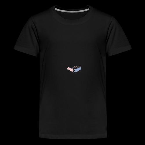 Black T-Shirt - Seventeen - T-shirt premium pour ados