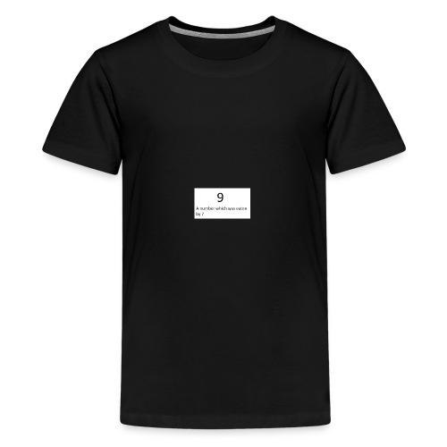 9t - Kids' Premium T-Shirt